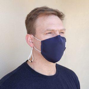 Navy Mask Male 2